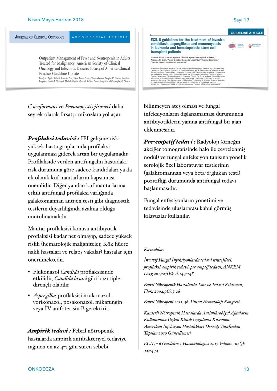 ONKOECZADERGIsayı19 10-10